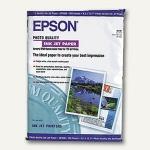 Epson InkJet Papier DIN A3, 105 g/m², weiss/matt, 100 Blatt, C13S041068