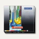 Staedtler Soft-Pastellkreiden karat, farbig sortiert, 24er Pack, 2430 C24