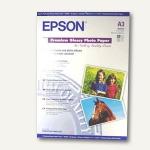 """Epson Fotopapier """" Premium Glossy"""", DIN A3, 255 g/m², 20 Blatt, C13S041315"""