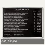 Rillentafel Premium, H 30 x B 40 cm, Querformat