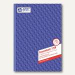 Kassenbuch A4, EDV-gerecht nach Steuerschiene 300, SD, 2x 40 Blatt, 1756