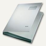 LEITZ Unterschriftenmappe DIN A4, 20 Fächer, grau, 5700-00-85