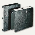 officio Hängeordner, DIN A4, Rückenbreite 80 mm, schwarz, 1 Stück