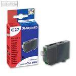 Pelikan Tintenpatrone C27 für Canon CLI-8bk mit Chip, 13 ml, schwarz, 361752