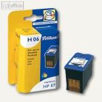 Pelikan Tintenpatrone H06 für HP C6657AE tricolor, 341471