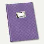 Veloflex Schulhefthülle, DIN A4, PP-Folie, lila, 25 Stück, 1342170