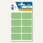 Herma Vielzweck-Etiketten, 25 x 40 mm, grün, 10 x 40 Stück, 3695