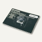 Sharp Farbrolle Tischrechner Gr. 744, schwarz, EA781RBK