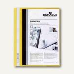 Durable Duraplus Angebotshefter DIN A4, gelb, 25 Stück, 2579-04