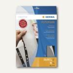 Herma Fotokarton, 230 x 297 mm, 220 g/m², schwarz, 50 Blatt, 7576