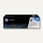 HP Toner Nr. 125A, schwarz, CB540A