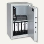 Geschäftstresor AS 800 - 800x500x370 mm, Sicherheitsstufe A, lichtgrau, 002570-0