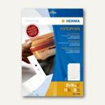 Herma Fotophan-Sichthüllen, 20 x 30 cm, weiß, 4 x 10 Hüllen, 7589