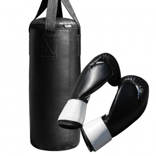 Boxsack - Inklusive Boxhandschuhe - 9 Kg