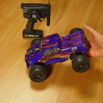 RC Racing Monstertruck High Speed Buggy Truggy Gummibereifung Auto Truck Pick Up