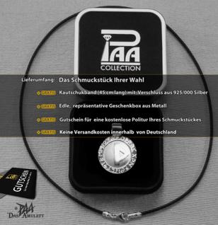 Runen Amulett Thurisaz ∅20 mm - Vorschau 4