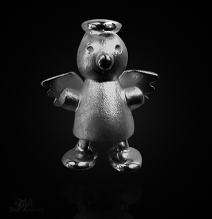 Schutzengel PAAulchen 925/000 Silber - Vorschau 1