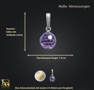 Einhänger 925/000 mit Zirkoniakugel lia - Vorschau 2