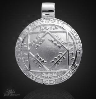 Amulett Sonnentalisman aus 925/000 Silber - Vorschau 1