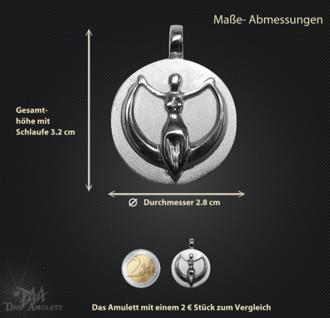 Amulett Artemis aus 925/000 Sterling Silber - Vorschau 2
