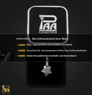 Einhänger Stern mit Clipschlaufe 925/000 - Vorschau 3