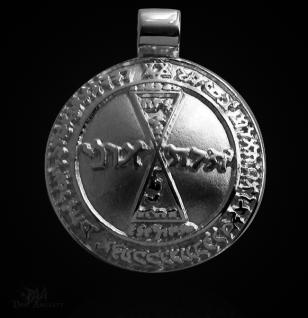 Venusamulett aus 925/000 Silber - Vorschau 1