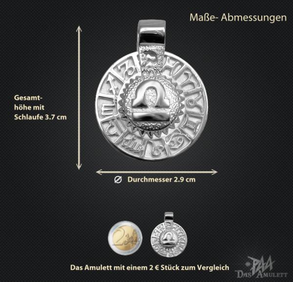 sternzeichen waage tierkreiszeichen amulett 950 000 platin kaufen bei paa collection. Black Bedroom Furniture Sets. Home Design Ideas