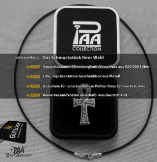 Ankh Amulett klein aus 925/000 Sterling Silber - Vorschau 4
