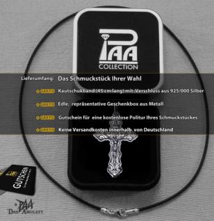 Kruzifix in 925/000 Silber - Vorschau 4