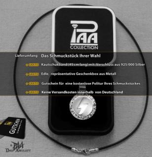 Runen-Amulett Sowilo 925/000; 20 mm - Vorschau 4