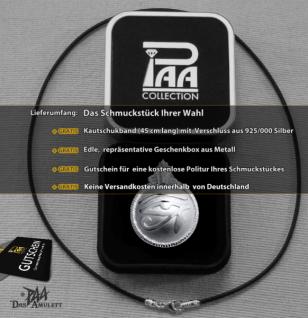Utchat Amulett aus 925/000 Sterling Silber ß29mm - Vorschau 4