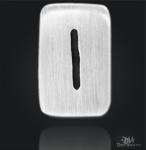 Runenplättchen/Runenstein Isa 925/000 Sterling Silber