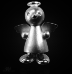 Schutzengel PAAul 925/000 Silber