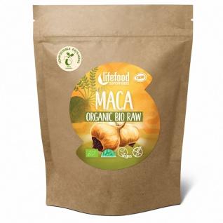 Lifefood Bio Maca Pulver