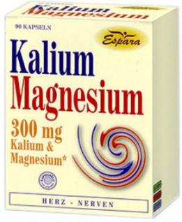 Espara Kalium Magnesium Kapseln