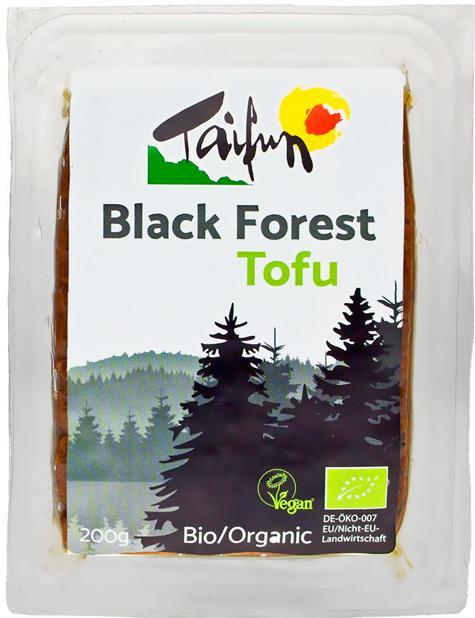 Taifun Bio Black Forest Tofu