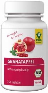 Raab Bio Granatapfel Tabletten