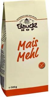 Bauckhof Bio Mais Mehl