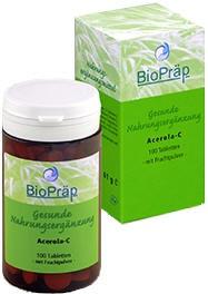BioPräp Acerola-C Tabletten