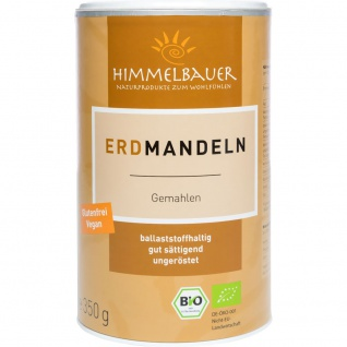Himmelbauer Bio Erdmandeln gemahlen