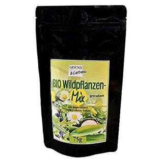 Gesund & Leben Bio Wildpflanzen Mix