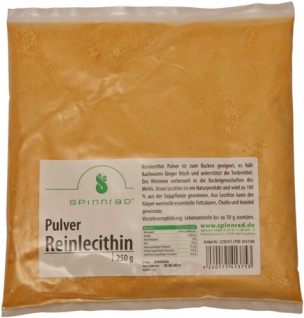 Spinnrad Reinlecithin Pulver