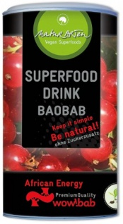 NaturARTen Bio Energy Drink Baobab