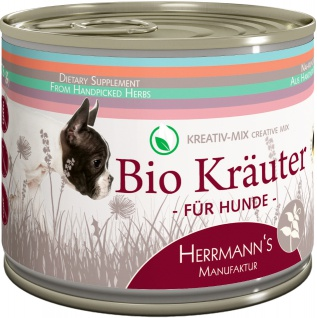 Herrmann's Bio Kräuter für Hunde