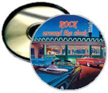 brisa rock around the clock CD