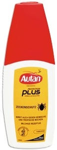 Autan Protect Plus Zeckenspray
