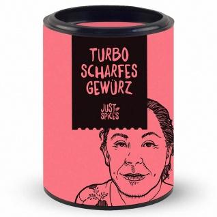 Just Spices Turbo scharfes Gewürz