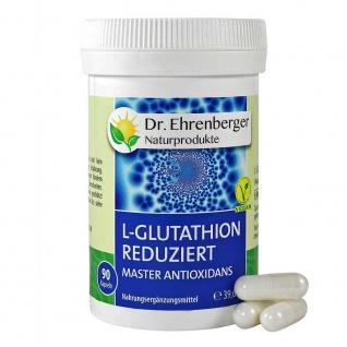 Dr. Ehrenberger L-Glutathion reduziert Kapseln