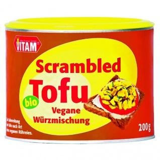 Vitam Bio Scrambled Tofu Würzmischung