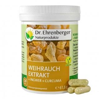 Dr. Ehrenberger Weihrauch Extrakt Kapseln